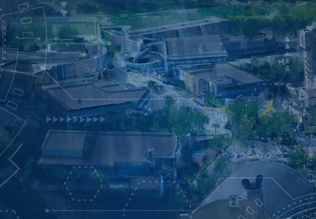 Emplacement du futur Avenger Campus