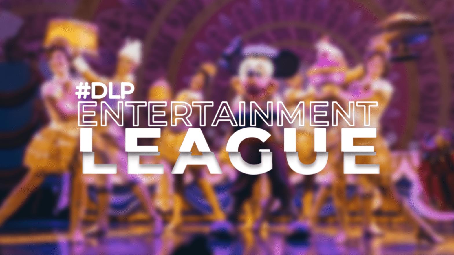#DLPEntertainmentLeague - Logo